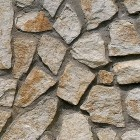 Stone texture 025: Uncoursed limestone rubble wall 100% proof (4500px)