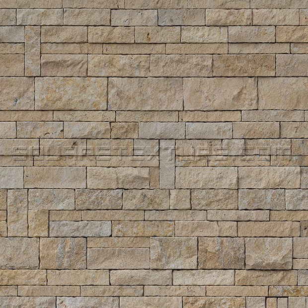 stone texture 027 stacked limestone amp sandstone wall