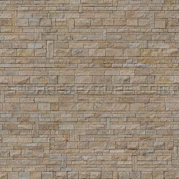 Stone Texture 027 Stacked Limestone Sandstone Wall