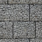 Stone texture 002: Modern gabion wall 100% proof (1500 px)