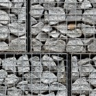 Stone texture 002: Modern gabion wall 100% proof (4500 px)
