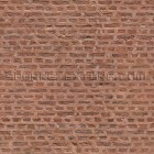 Texture 306: Red brick heritage wall full brick texture