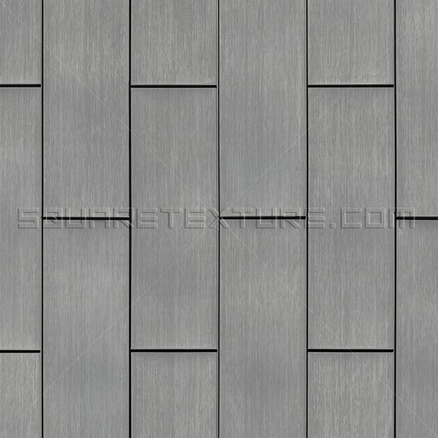 Zinc Metal Panels : Aluminum siding vertical panels