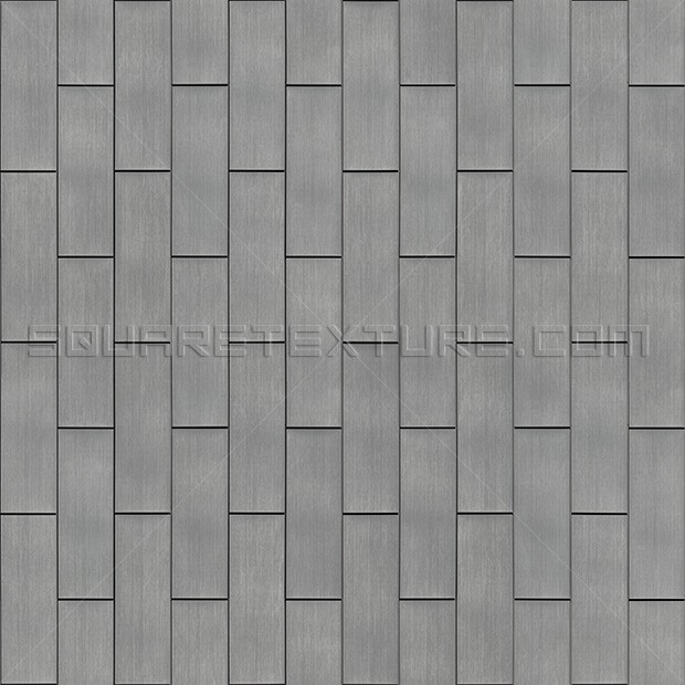 Texture 308: Zinc panel wall cladding - Square Texture: squaretexture.com/product/116-Texture-308-Zinc-panel-wall-cladding