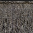 Texture 309: Thatched brush fence