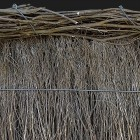 Texture 309: Thatched brush fence 7800 x 2600 px proof