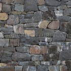 Stone texture 032: Basalt drywall cladding 100% proof (1500px)