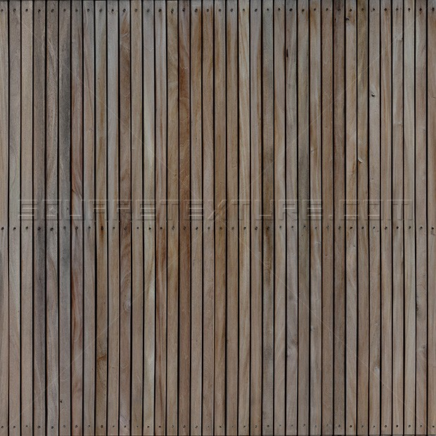 Texture timber board cladding square