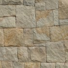 Stone texture 042: Rockface dry-joint sandstone cladding 100% proof (1500px)