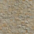 Stone texture 042: Rockface dry-joint sandstone cladding full stone texture