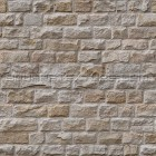 Stone texture 003: Natural face sandstone wall