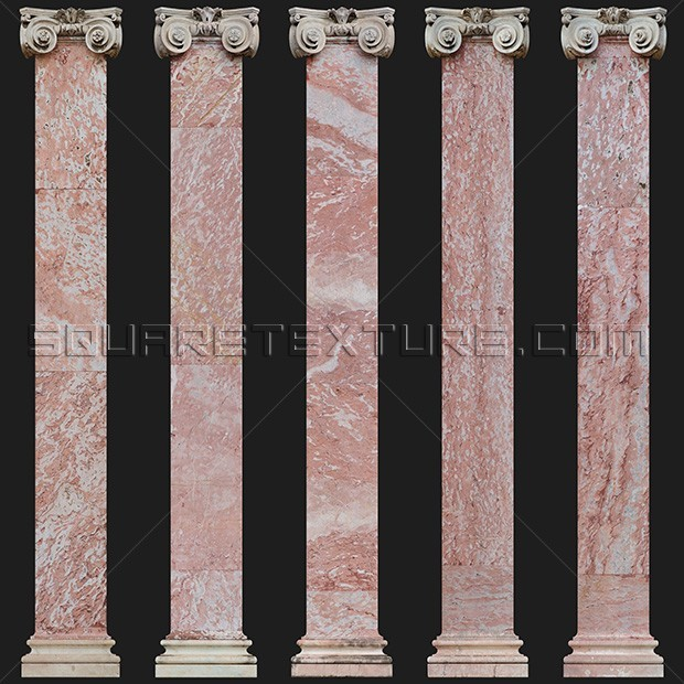 full ionic pilasters image
