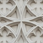 Architectural detail 007: Medieval decorative facade ornament 100% proof (3000px)
