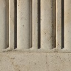 Architectural detail 008: Fluted secession stone columns 100% proof (7200px)