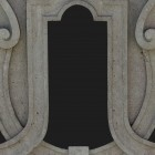 Architectural detail 013: Medieval ornamental stone balustrade 100% proof (6000px)