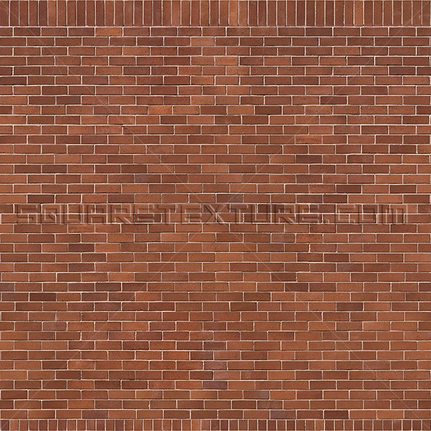 Full Red Brick Texture Separator
