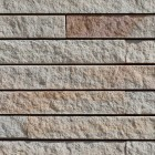Stone texture 048: Stacked sandstone wall cladding 4500 x 4500 px proof
