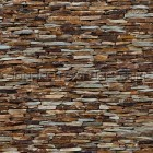 Stone texture 050: Drystone rubble wall cladding 1500 x 1500 px proof