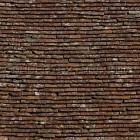 Texture 326: Old reclaimed flat French roof tiles 1500 x 1500 px proof
