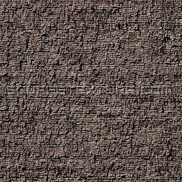 texture  traditional japanese hinoki bark roof square texture