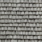 Texture 328: Aged timber roof shingles (shakes) 1500 x 1500 px proof