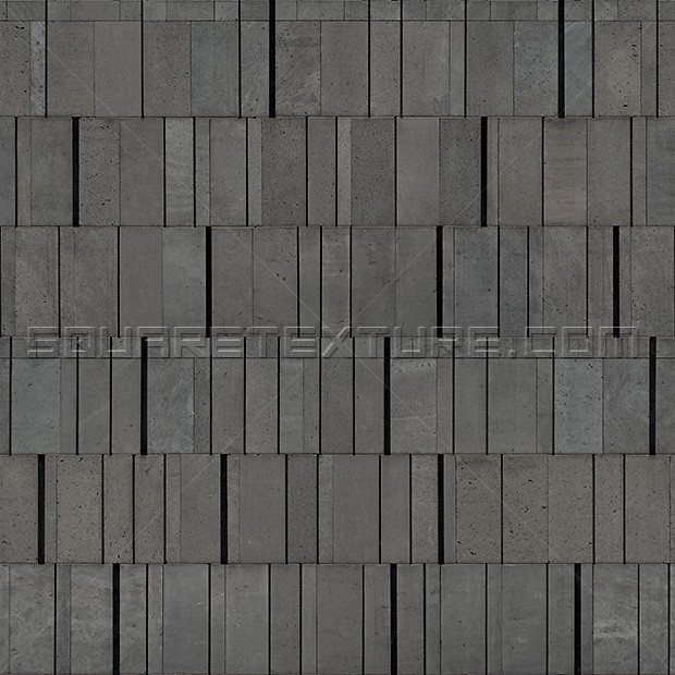 Stone Texture 052 Basalt Slabs Wall Cladding Square Texture