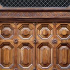 Door photo 005: Old Italian wooden front door full scale detail from 1500px