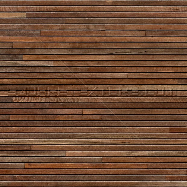 Thin Wood Slats Home Design