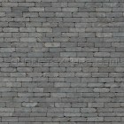 Stone texture 055: Grey basalt / bluestone pavers 1500 x 1500 px proof