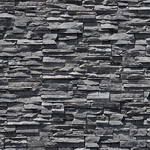 Stone Texture 006 Stacked Stone Veneer Wall Square Texture