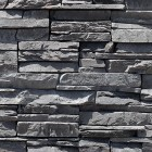 Stone texture 006: Stacked stone veneer wall 100% proof (4500 px)