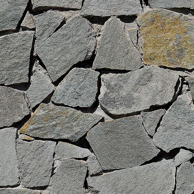 Basalt Stone Wall : Stone texture basalt veneer wall square