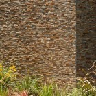 Stone texture 012: Stacked veneer wall texture source photo