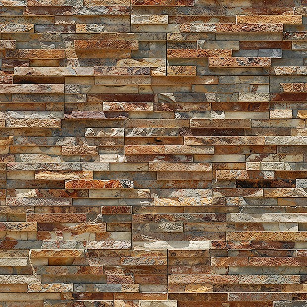 Stone texture 012 stacked veneer wall square texture for Stone clad
