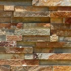 Stone texture 012: Stacked veneer wall 100% proof (6600px)