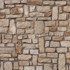 Stone texture 013: Uncoursed limestone wall 100% proof (1500px)
