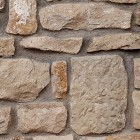 Stone texture 013: Uncoursed limestone wall 100% proof (4500px)