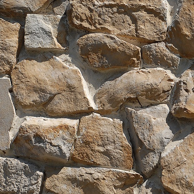 Rubble Stone Cladding Images