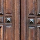 Door photo 008: Old Italian heritage wooden door 100% proof (6000px)