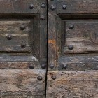 Door photo 009: Historic Italian wooden front door 100% proof (6000px)