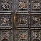 Door photo 013: Historic Florentine gilded bronze door 100% proof (1500px)