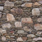 Stone texture 017: Dry joint stacked wall 100% proof (1500 px)