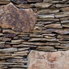 Stone texture 017: Dry joint stacked wall 100% proof (4500 px)