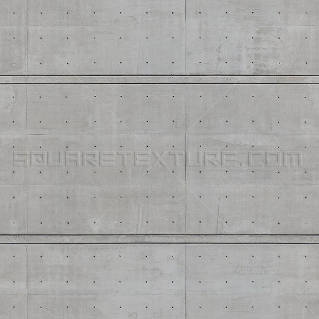 Texture 303 Smooth Off Form Concrete Wall Square Texture