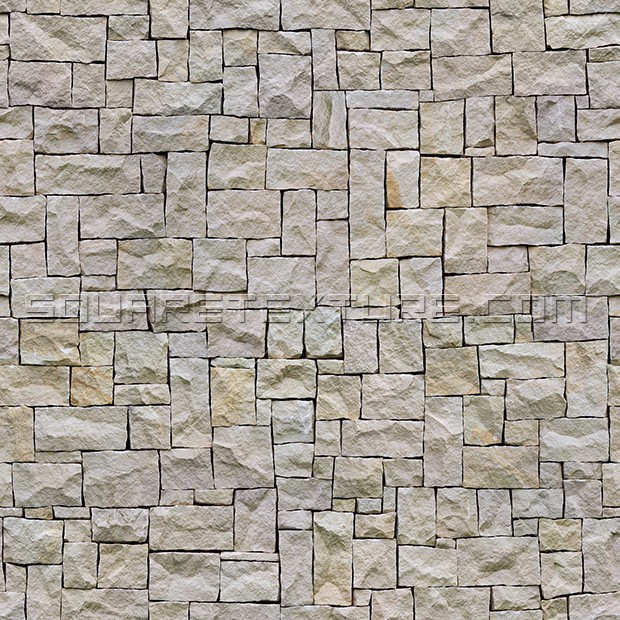 Stone Texture 020 Dry Joint Sandstone Wall Cladding