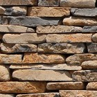 DIY 009: Stone texture, dry joint stack wall 100% proof (2500px)