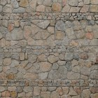 DIY 010: Stone texture, rubble sandstone wall cladding