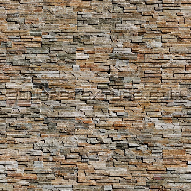 Marble Wall Cladding Texture : Stone texture stack marble wall cladding square