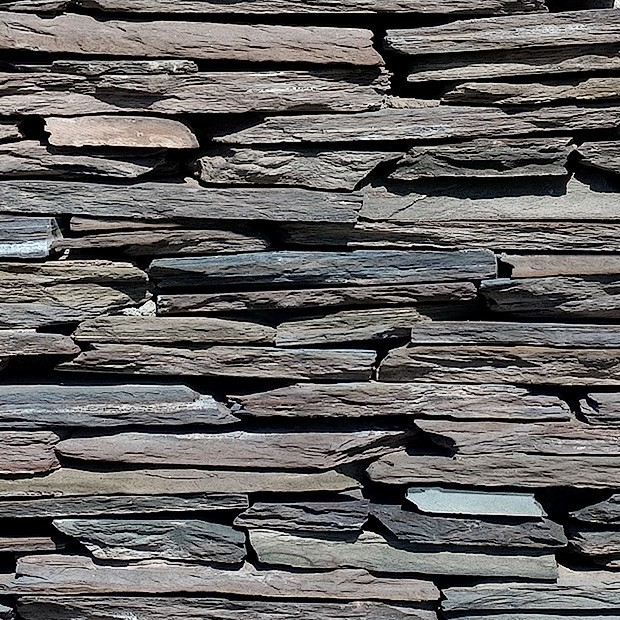 Stone Texture 024 Stacked Slate Wall Cladding